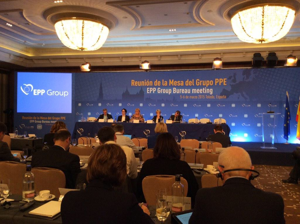 EPP Group meeting