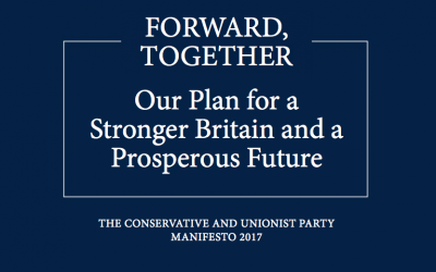 Call for Action: Have you say on the Government's manifesto commitments
